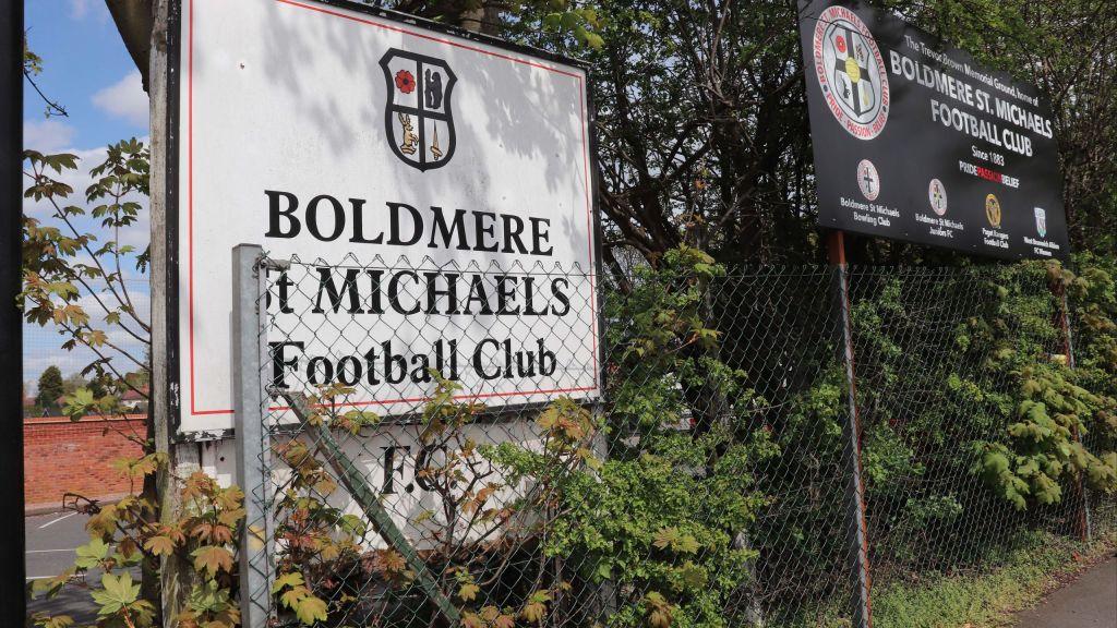 Boldmere St Michaels Birmingham & West Midlands